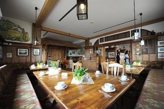 Fichtelberghaus: Gastronomy