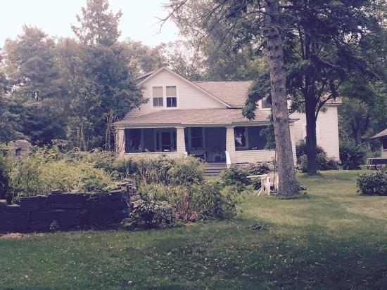 Isle La Motte, VT: Main house