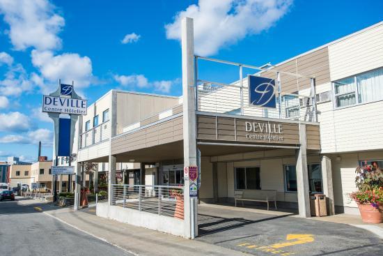 Centre Hotelier Deville: Extérieur - Entrée principale