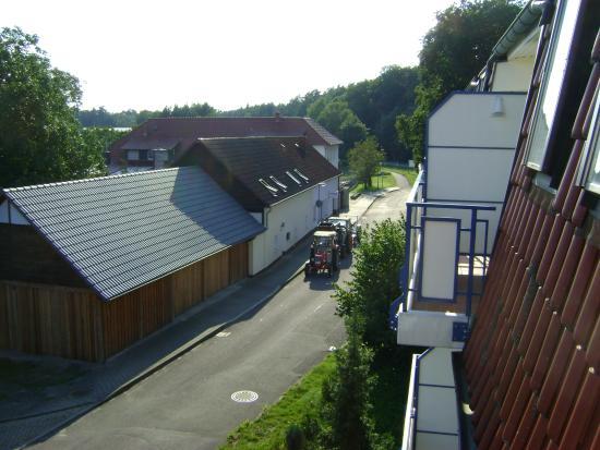 Kuhfelde, Tyskland: Blick nach Südwesten