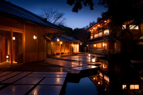 Hoshinoya Kyoto At Night