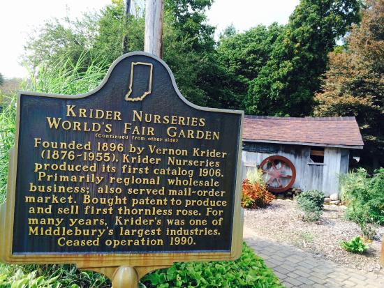 ‪Krider Nurseries World's Fair Gardens‬
