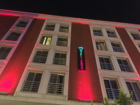 Hotel Vicenza: Hotel para no volver