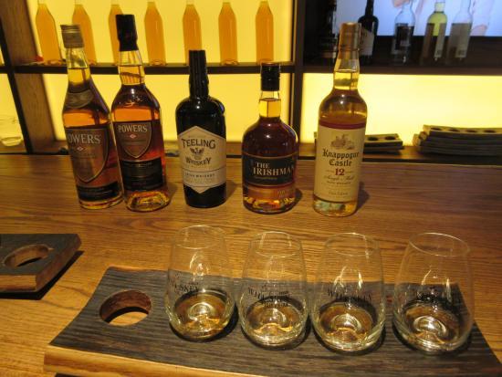 Irish Whiskey Museum Tours