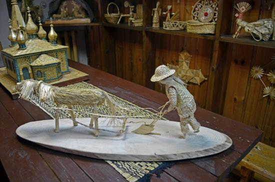 Braslaw, Weißrussland: Музей Традиционной КУльтуры
