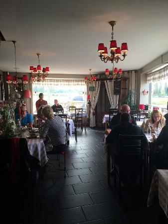 La Grande Salle Sur Rue Picture Of La Salle A Manger Loison Sous