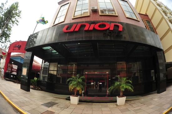 Union Hotel : Faixa Hotel