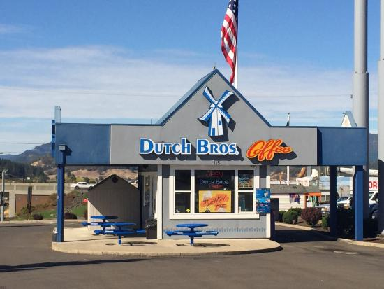 Sutherlin, Oregon: Easy to find, right off I-5