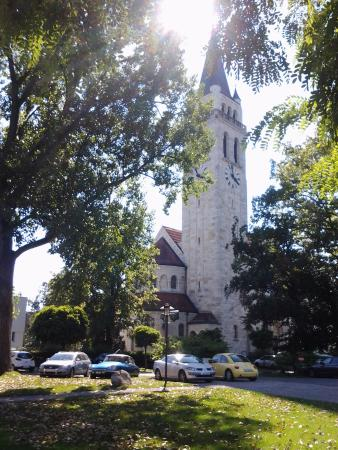 Church of Romanshorn