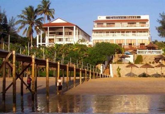 Catembe Gallery Hotel: Exterior