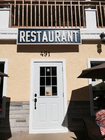 Great restaurant picture of le cafe entre amis for Diner ete entre amis
