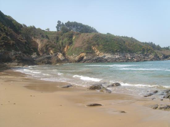 O Vicedo, Hiszpania: Playa de San Román