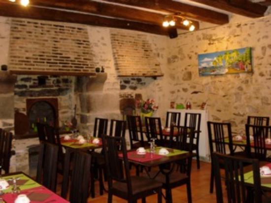 Creperie La Bonne Eloi: Salle De Restaurant