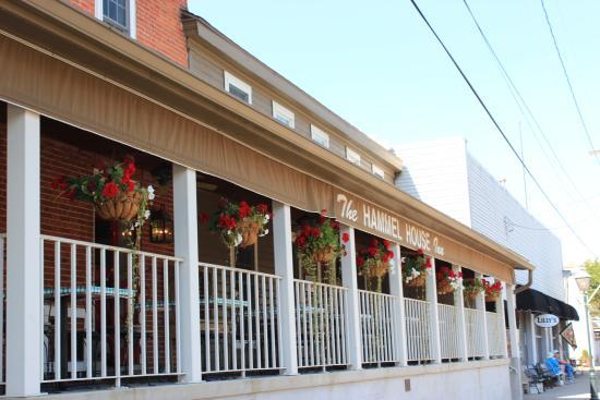Warren County, OH : Historic Hammel House Inn - Waynesville, OH