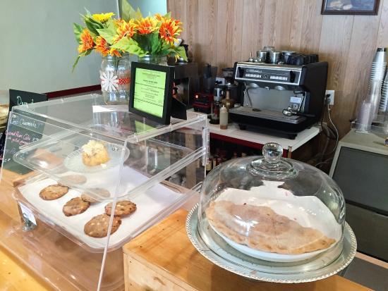 Saint Francis, Канзас: Espresso Coffee and Desserts