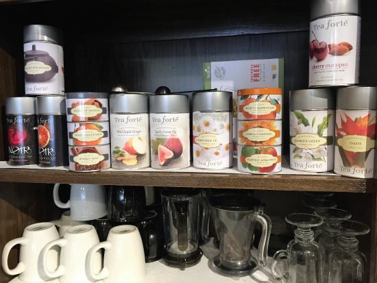 Saint Francis, Канзас: Specialty Teas and Treats