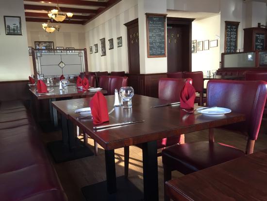 Brasserie zu Gutenberg: Restaurant