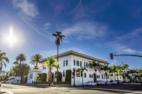 The Santa Barbara Club