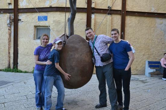 """Gordon Inn: """"Дерево жизни"""" в Тель Авиве"""
