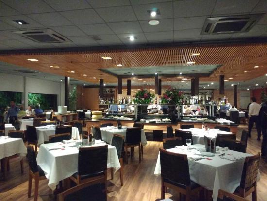 Fogo De Chao: Restaurant