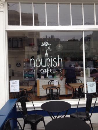 Photo of Restaurant Nourish Cafe at 189 6th Ave, San Francisco, CA 94118, United States