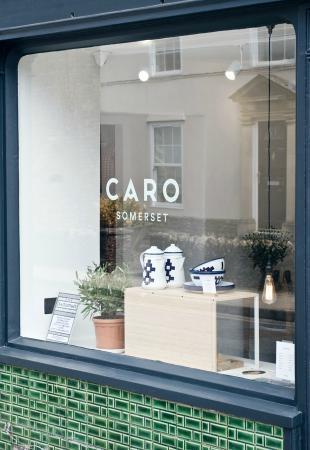 Bruton, UK: CARO