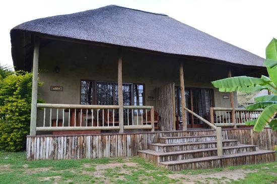 Addo, Sør-Afrika: River Cabin