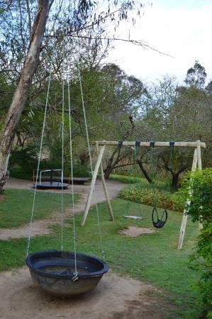 Addo, Sør-Afrika: Playground