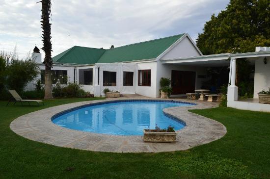 Addo, Zuid-Afrika: Pool