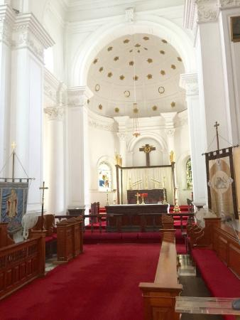 St. Mark's Cathedral: Altar
