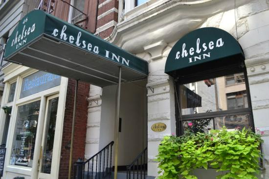 ‪‪Chelsea Inn - 17th Street‬: Front of Chelsea Inn‬