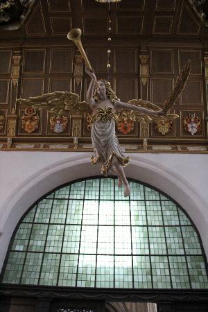 St. Marienkirche : Nicht ganz so prächtig wie Nikolai