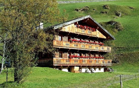 Bio Schupfer Haus vom Gannerhof