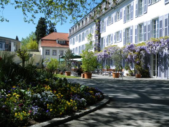 Bad-Hotel: Exterior view at Bad Hotel Ueberlingen