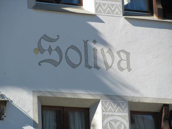 Sedrun, Suiza: Hotel Soliva