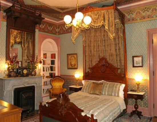 DeLano Mansion Inn Bed and Breakfast: Davis
