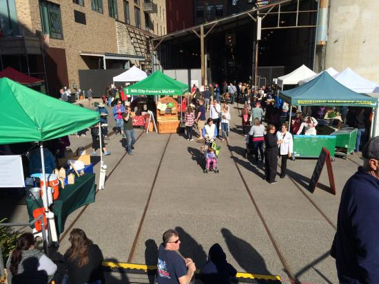 Mill City Farmers Market
