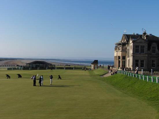 St Andrews For Golf