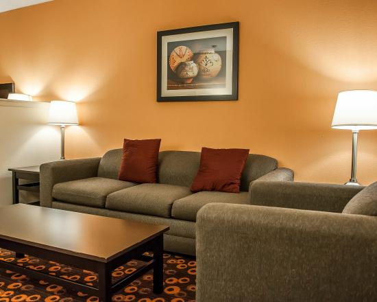 Econo Lodge Inn & Suites: NMSnk