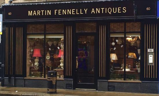 ‪Martin Fennelly Antiques‬