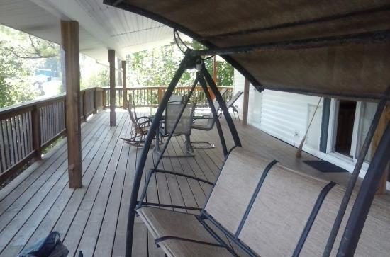 Eddyville, KY: Porch