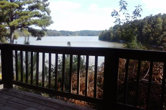 Eddyville, KY: Day View from Porch