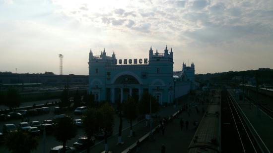 Вокзал Смоленск