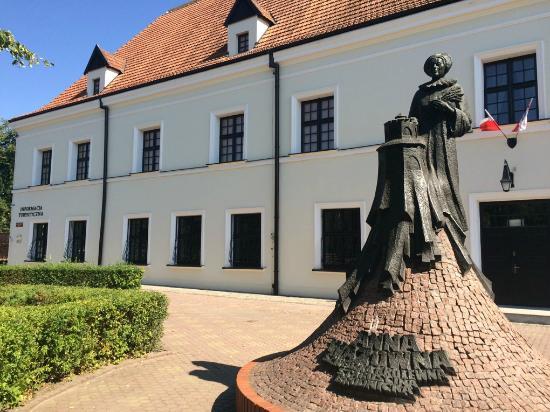 Brodnica, Poland: Pałac Wazówny