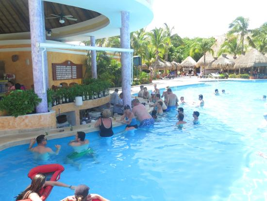 Iberostar Paraiso Beach Sports Pool And Bar