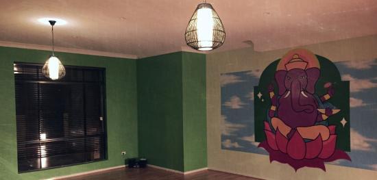 Gungahlin, أستراليا: Yoga Centricity Studio Shot