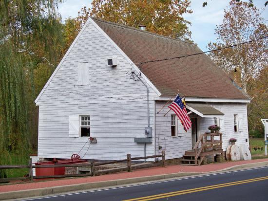 "Wye Mills, MD: ""The Most Precious Historical Landmark"""