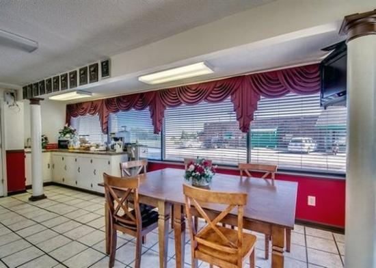 Rodeway Inn: Restaurant