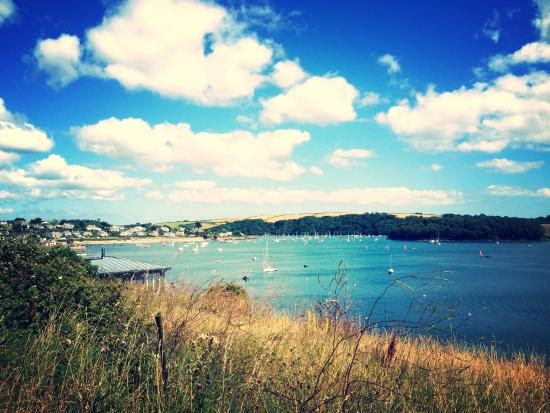 St Mawes, UK: Walks by the Beautiful Cornish Coast
