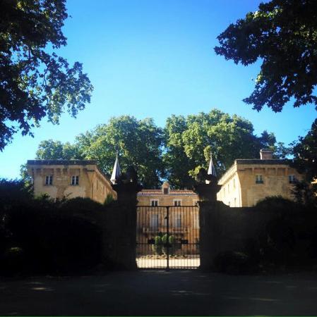 Jonquieres, Francia: Facciata principale
